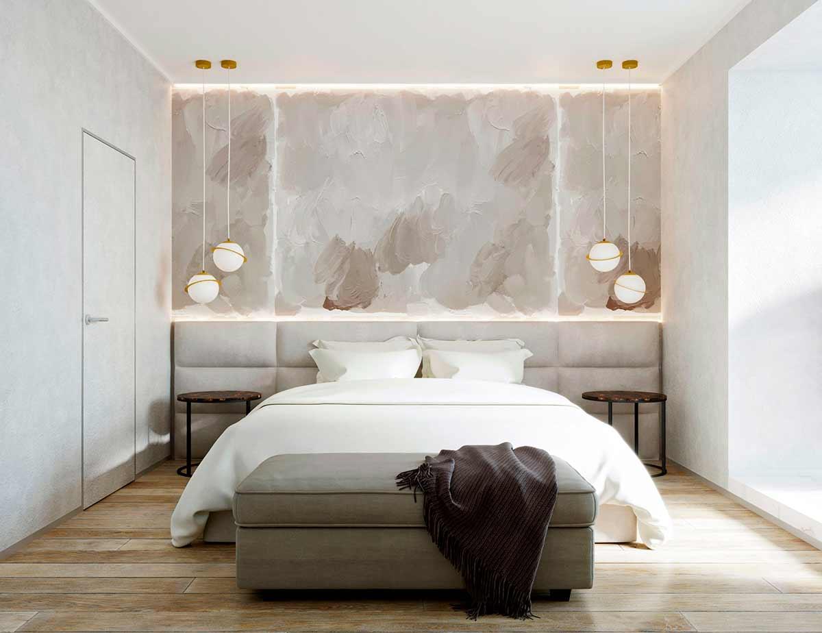 Обустройство спальни: современное и спокойное место для отдыха