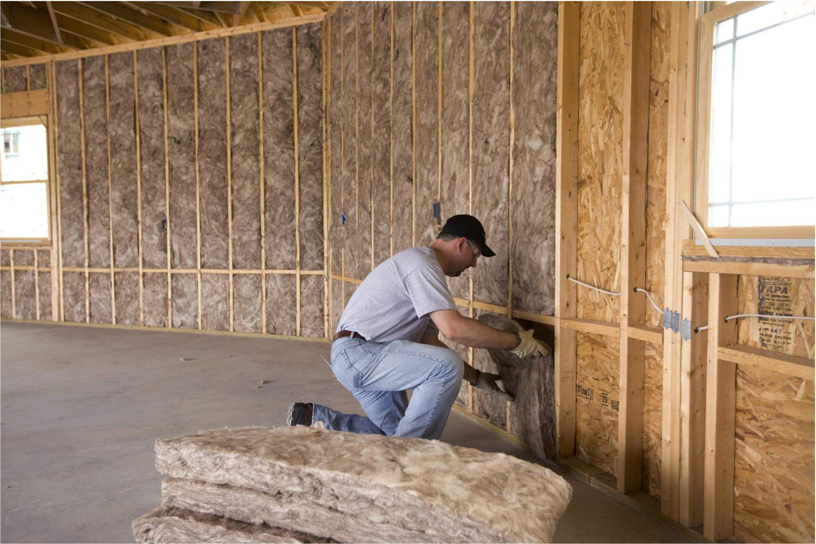 Как правильно и качественно утеплить стены