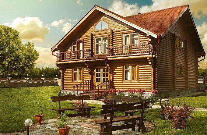 Эксплуатация деревянного дома