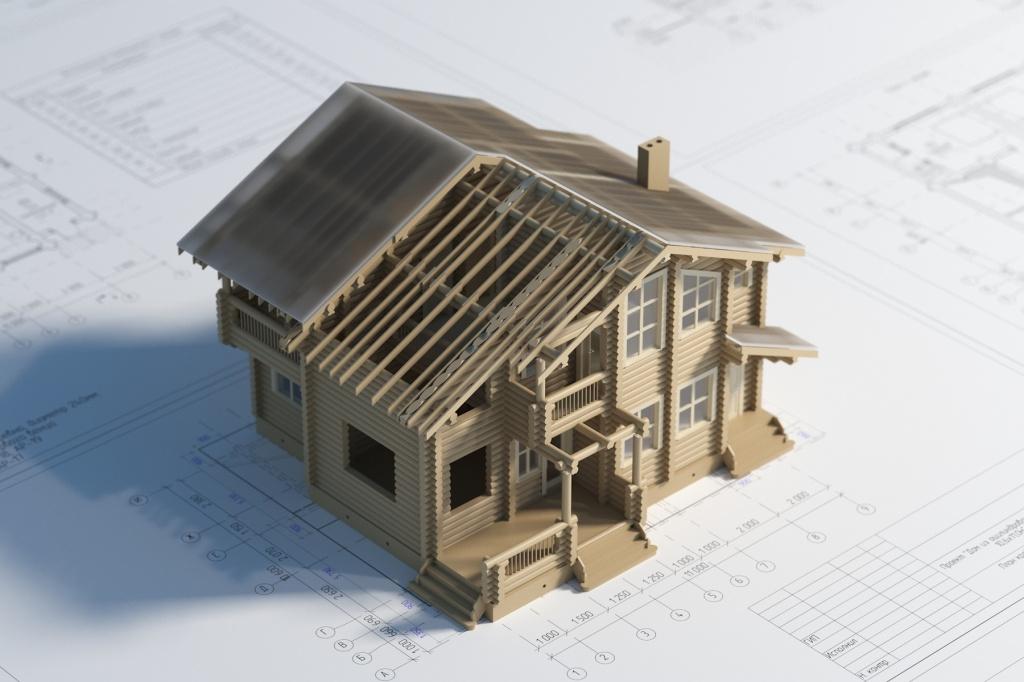 Проектирование деревянного дома: зачем нужен индивидуальный проект?