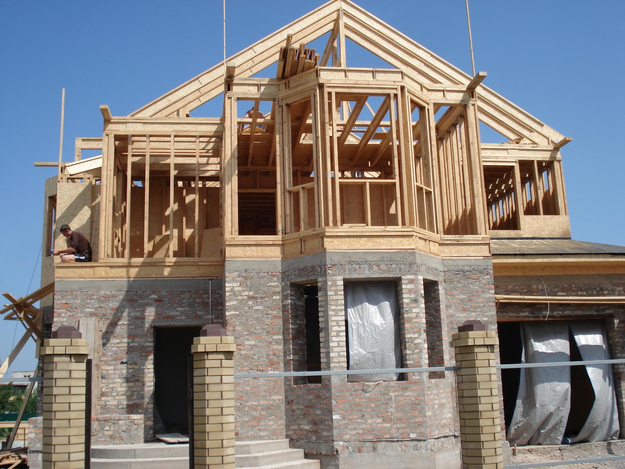 Критерии проектирования деревянного частного дома