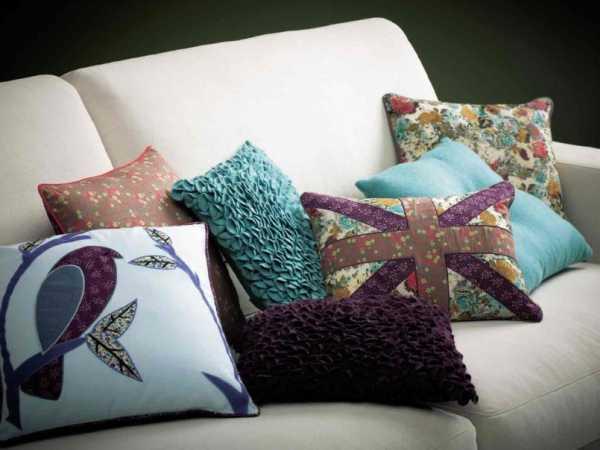 Декоративная подушка — индивидуальность любого дома
